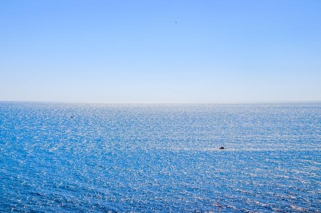 Black sea in anapa