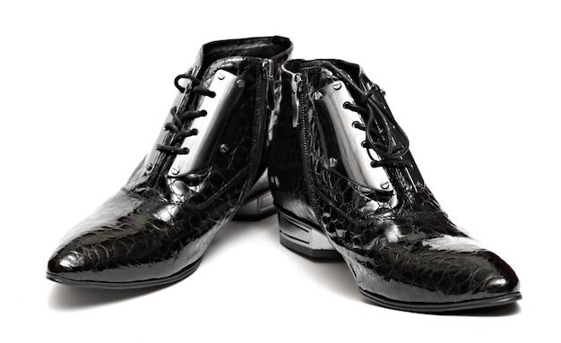 검은 신발