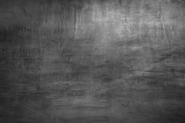 黒の滑らかなテクスチャ壁の背景