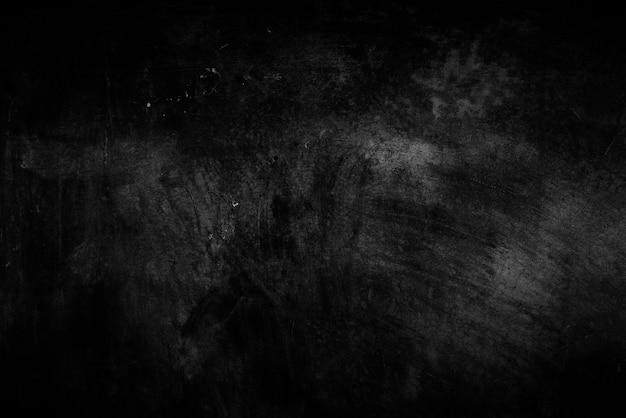 Черная гладкая стена текстурированный фон