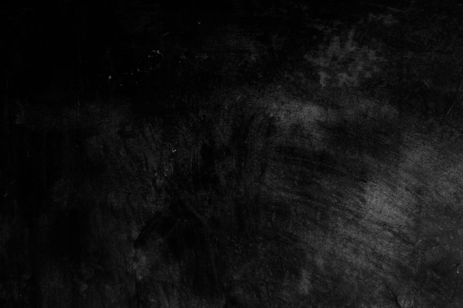 Black smooth wall textured background