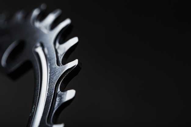 ナローワイド自転車コネクティングロッドシステムのブラックスター