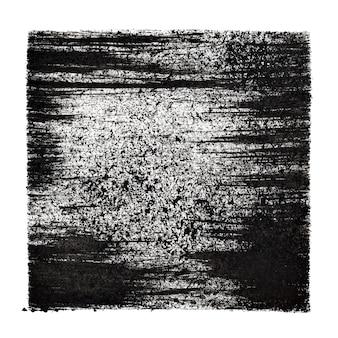 Black stenciled background wth strokes -- raster illustration