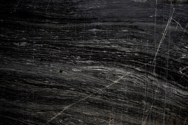 Black stone texture background cracked stone