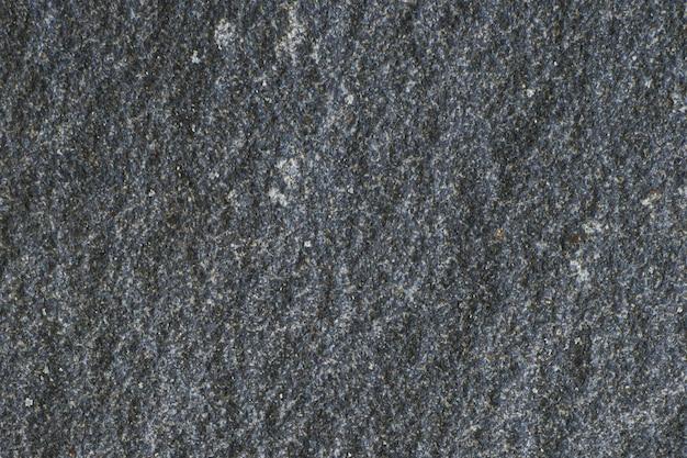 Черная каменная текстура с трещинами и сколами, фон