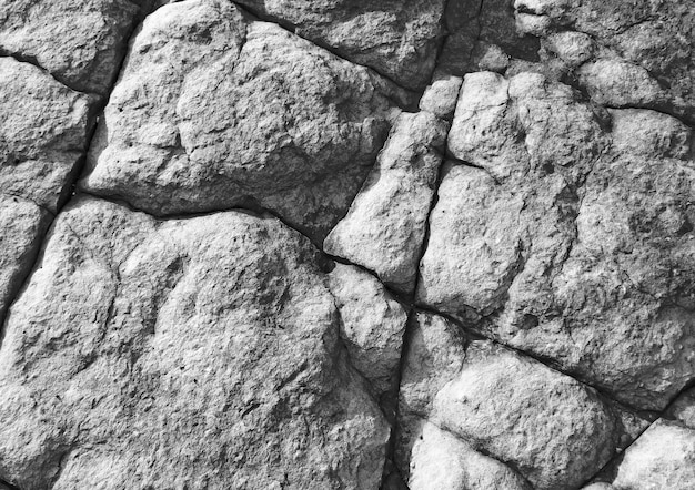 黒い石の質感