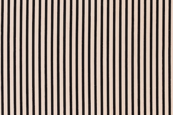 Black striped pattern on cream background