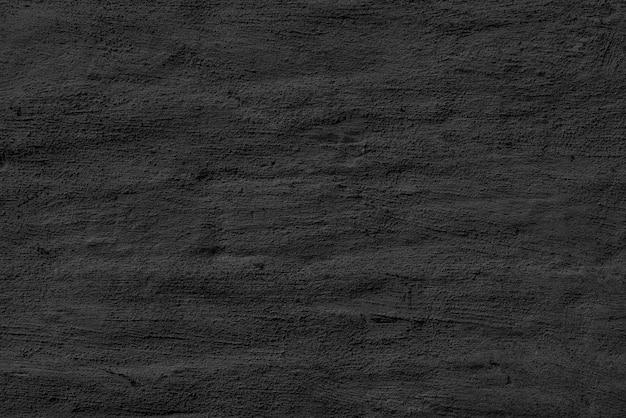 Черная штукатурка текстуры. дизайнер интерьера фон. абстрактная архитектурная поверхность.