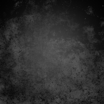 Black textured grunge background.