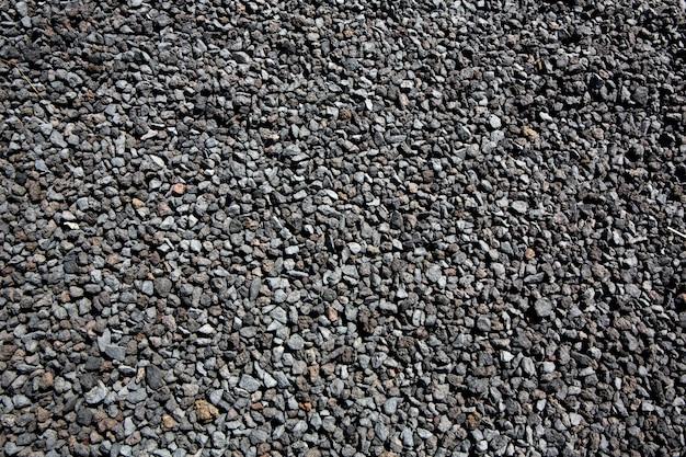 黒火山溶岩石パターンの質感