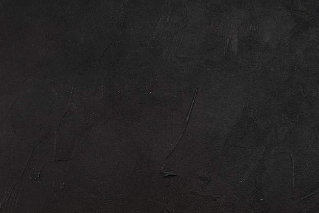 Black wall surface background
