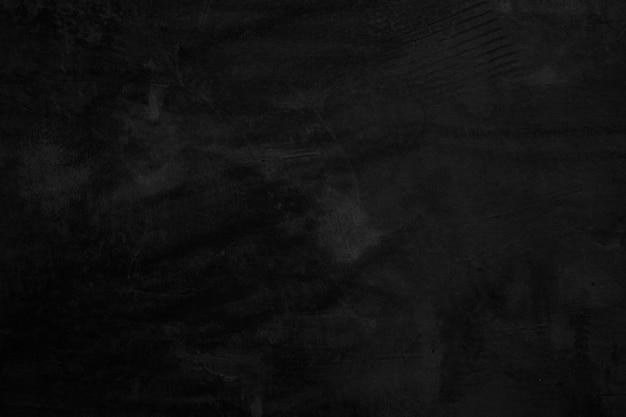黒の壁のテクスチャの粗い背景暗いコンクリートの床または黒と古いグランジの背景