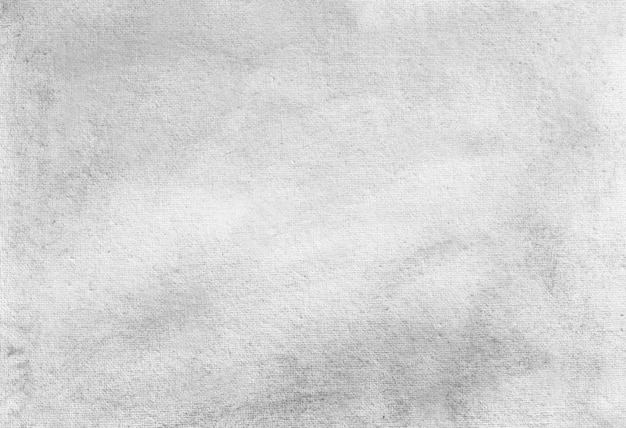 Black and white abstract pastel watercolor hand painted background texture.