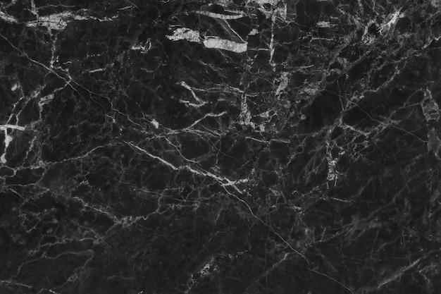 Black and white background marble wall texture for design art work