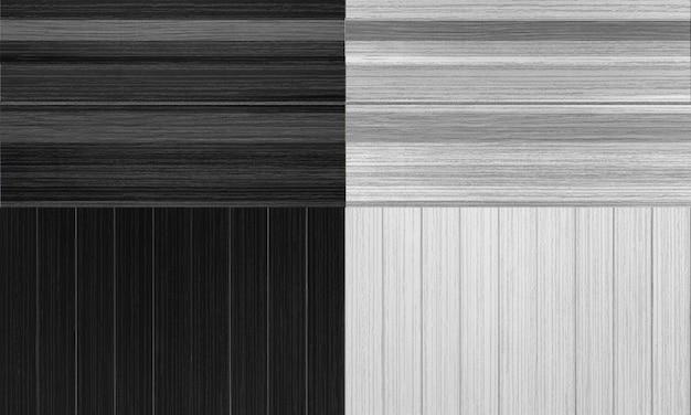 In bianco e nero struttura della parete