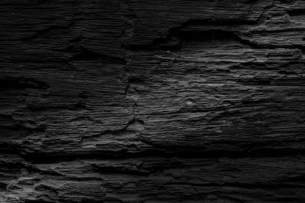 Fondo strutturato della plancia di legno nera black