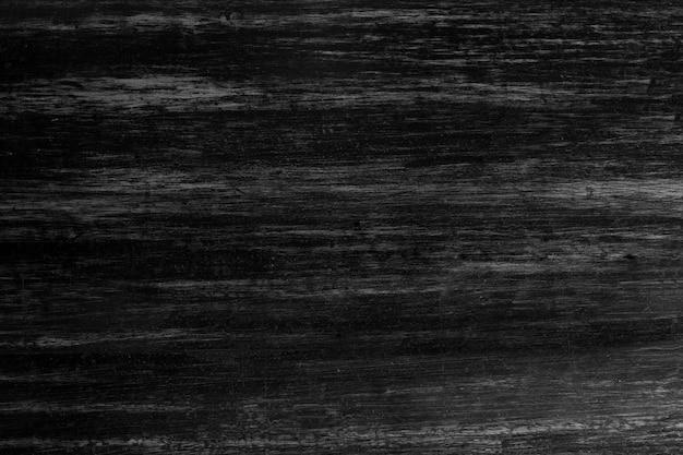 Black wooden plank textured background