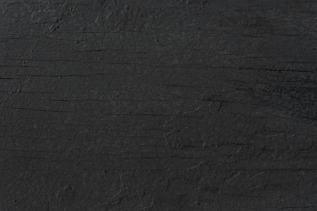 黒の木製の織り目加工の背景デザイン