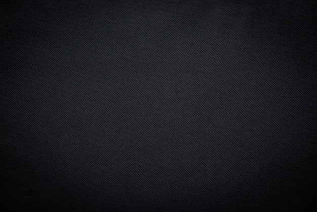 Black woven carbon fiber sheet texture background
