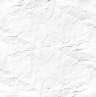 Black wrinkled paper