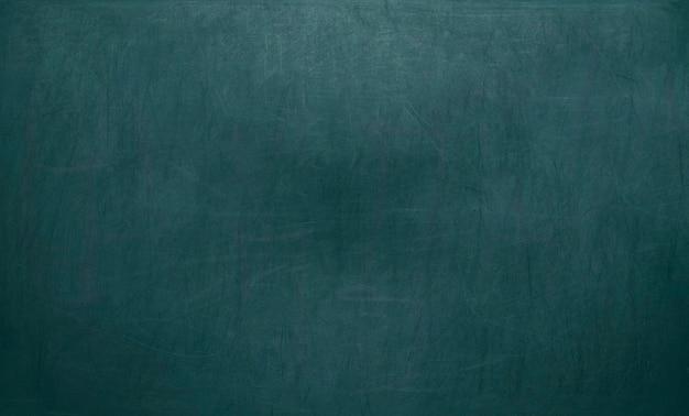 Текстура классн классного / классной доски. пустая пустая синяя доска со следами мела