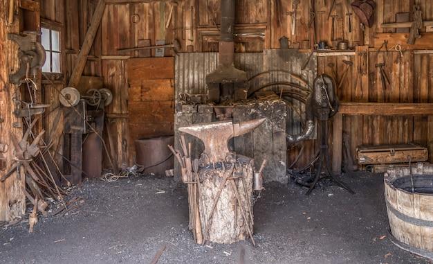 Blacksmith place