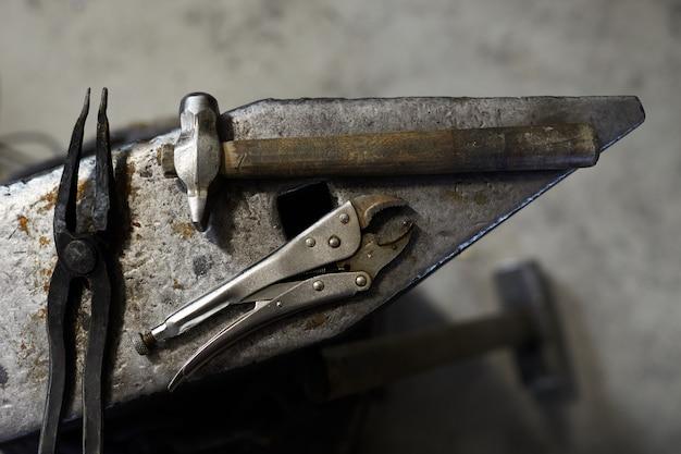 鍛冶屋ツール