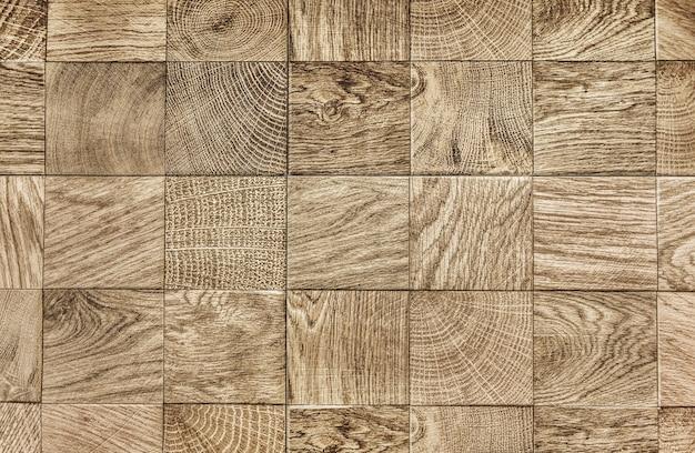 空白の茶色の木製の織り目加工の背景