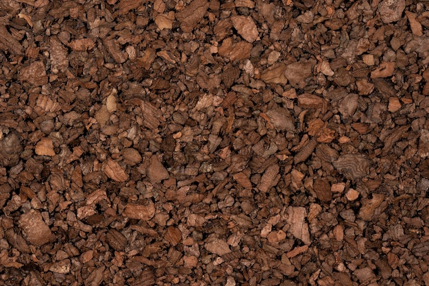 Blank cork board or message board, texture or background. brown empty cork board texture