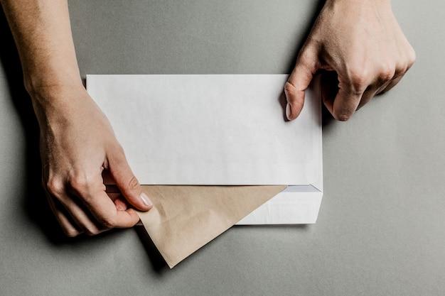 Пустые конверты