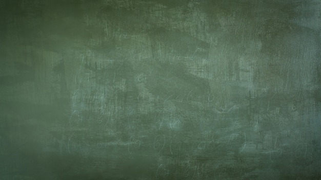 Blank front real chalkboard background