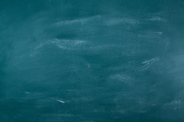 Blank green chalkboard texture background