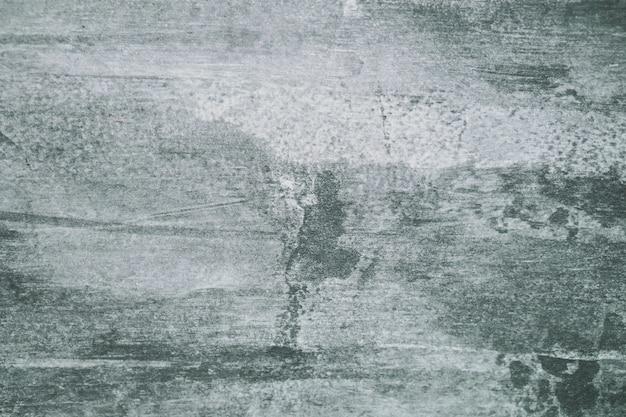 古いコンクリート壁の白とグレーの色のトーンテクスチャの空白のグランジ。