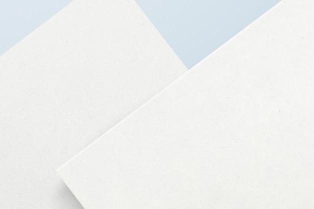 白紙の文房具セット
