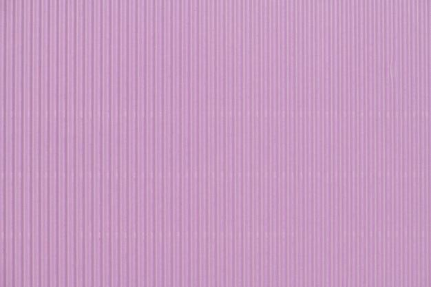 空白のライラックピンクの波状紙