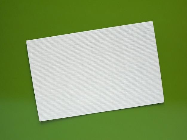 白紙タグラベル