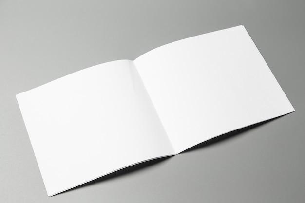 Blank portrait a4