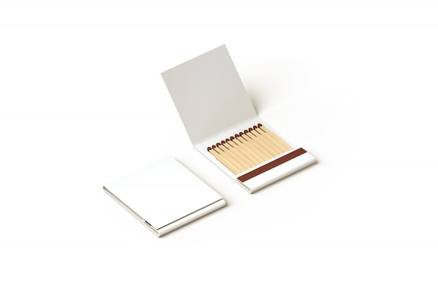 Blank promo matches book