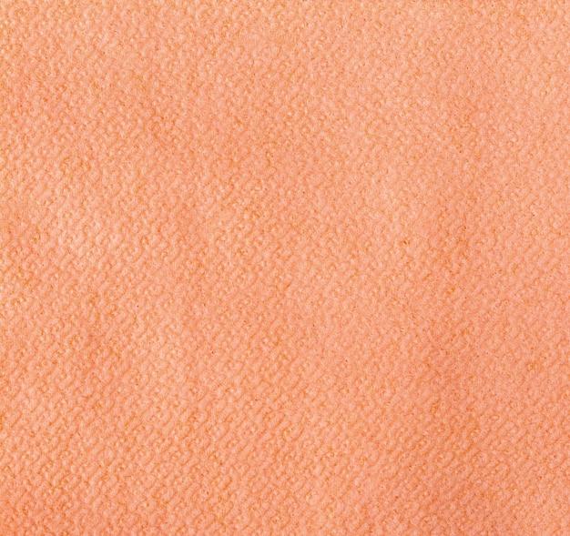 空白の赤い紙ナプキン