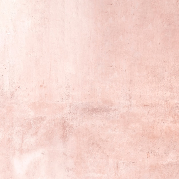 Blank scratched pink textured wall