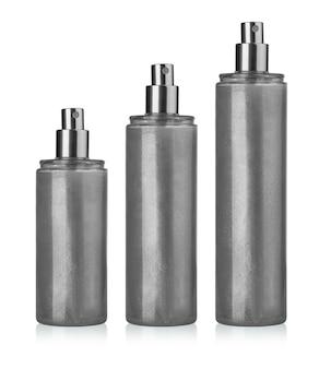 Blank spray can template for paint, hairspray, deodorant