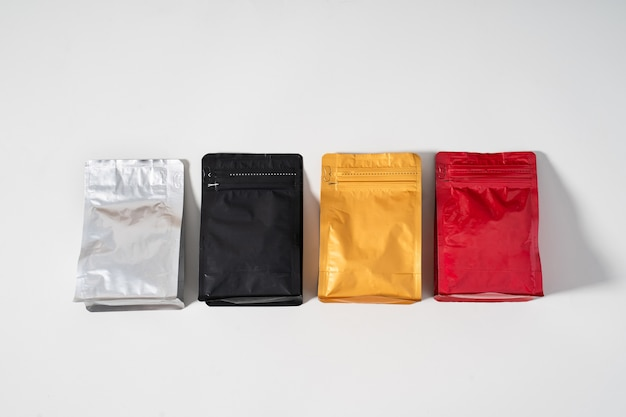 Blank standing pouch