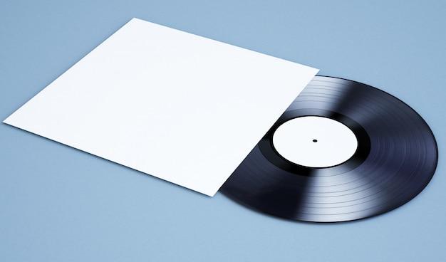 Blank vinyl