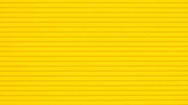 Blank yellow wavy paper background