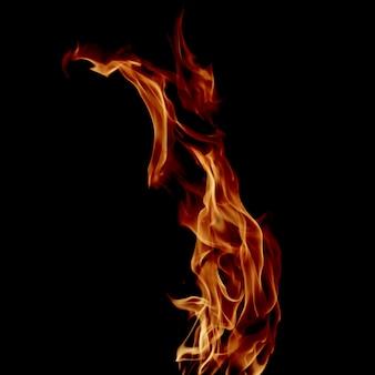 Blaze of fire