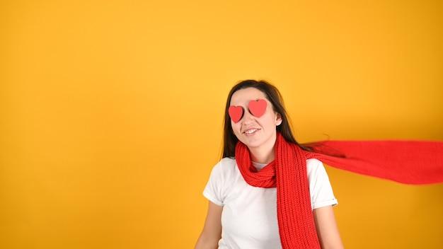 Слепая женская концепция любви