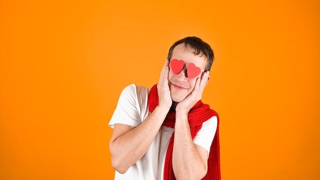 Концепция слепой мужской любви