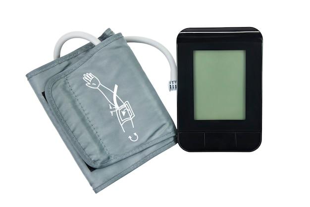 혈압 모니터 분리