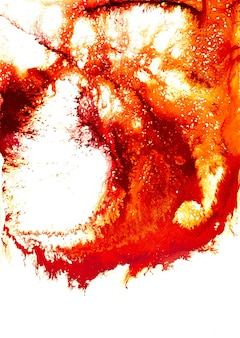 Bloody paper abstract background