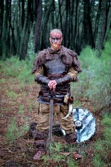 Кровавый настоящий викинг